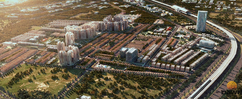 Blue Bricks Urban Planning